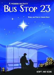 Bus Stop 23 modern nativity script and score