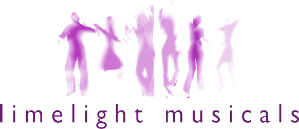 Limelight Musicals logo